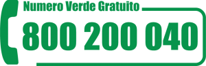Numero Verde Gratuito 800 200 040