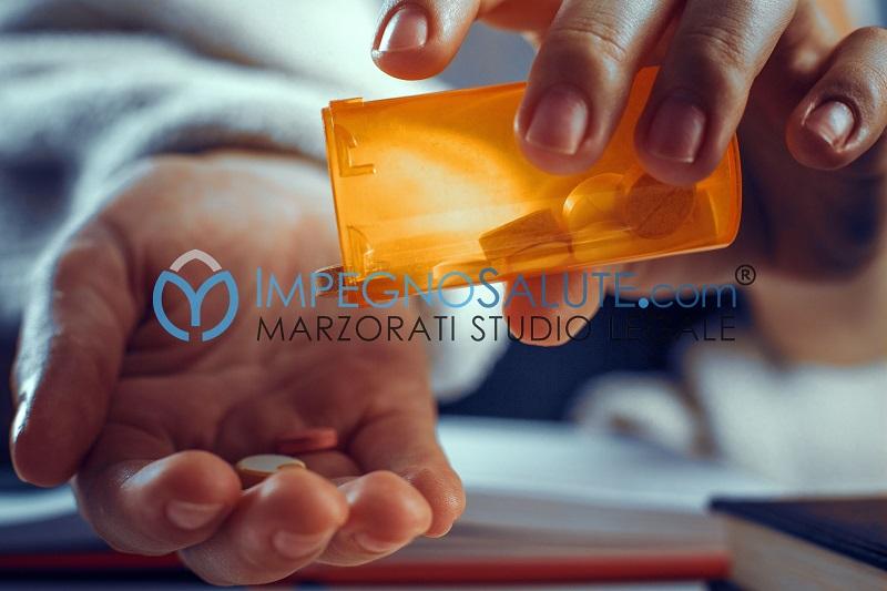somministrazione di antibiotico