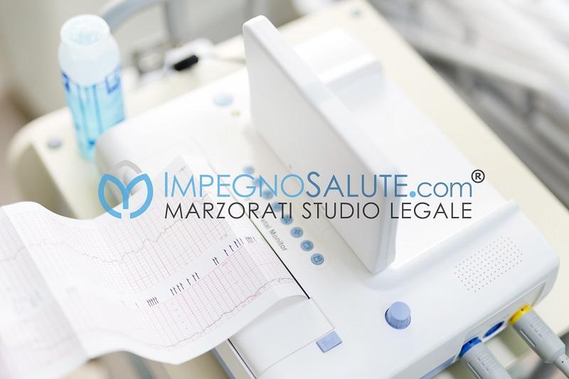 Gravidanza a rischio avvocato malasanità errore medico