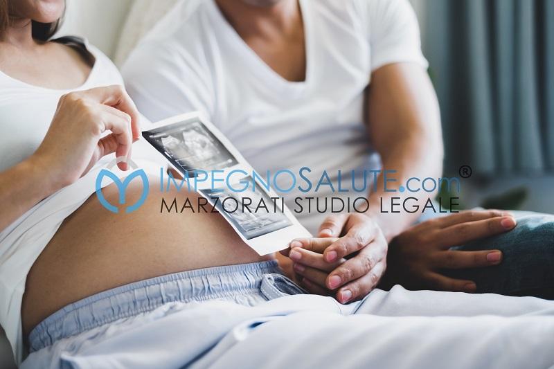 Conduzione di una gravidanza fisiologica danni in gravidanza avvocato