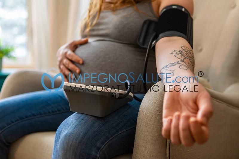 avvocato malasanità Ipertensione in gravidanza