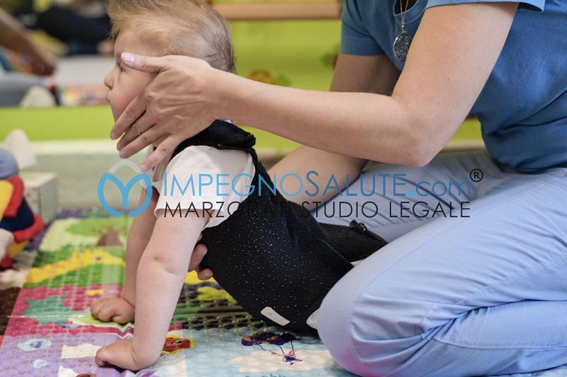 Esercizi paralisi cerebrale infantile