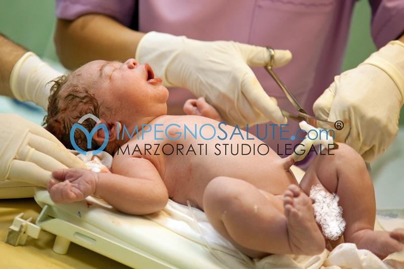 ERRORI MEDICI NELLA PARALISI CEREBRALE INFANTILE