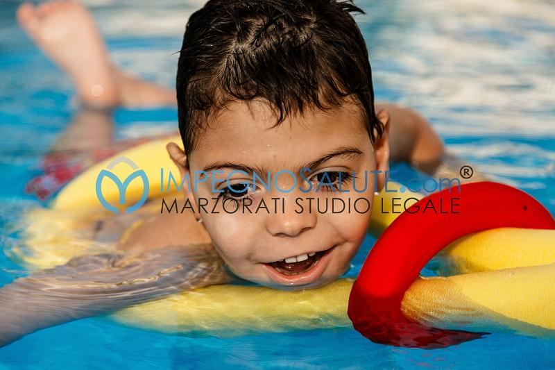 terapia piscina