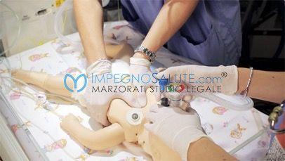 rianimazione neonatale avvocato errore medico malasanità