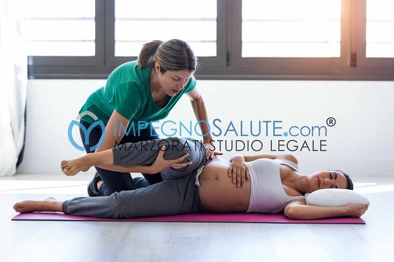 Ginnastica gravidanza decesso della madre mortalità materna