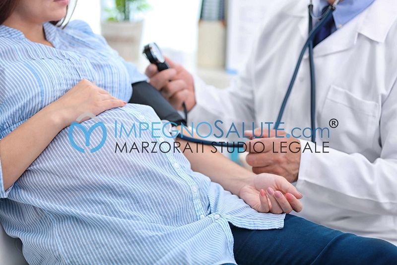 Ipertensione decesso della madre mortalità materna