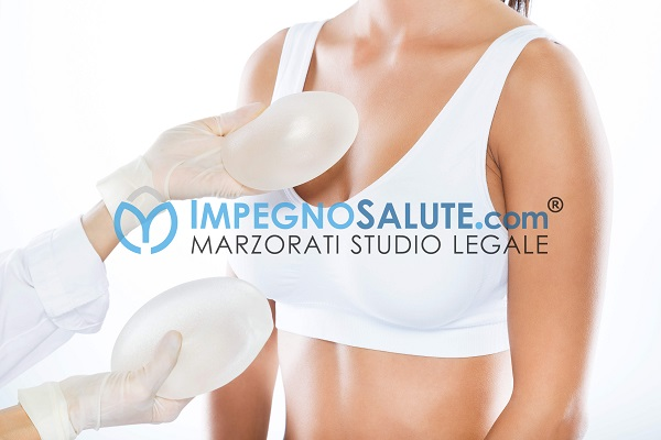 Posizionamento protesi